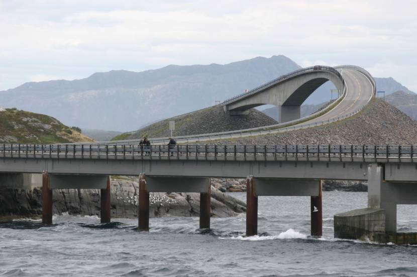 64 / Atlantic Ocean Road