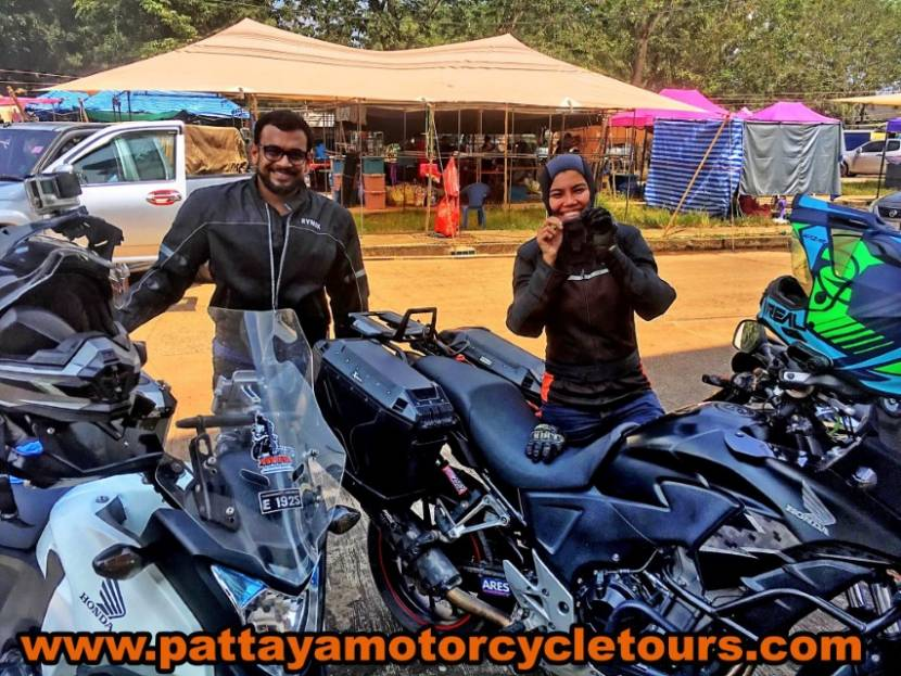 Pattaya Motor Cycle Tours