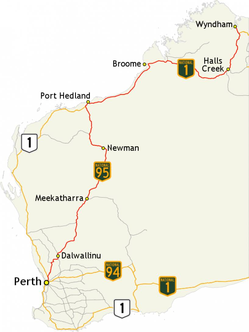 1 / Great Northern Highway