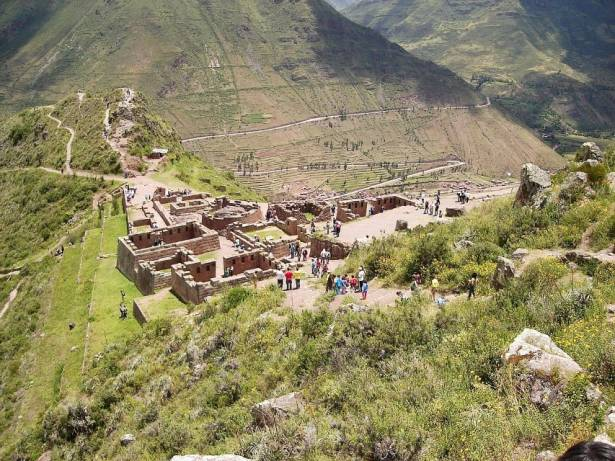Pisac  and its Archaeological Park